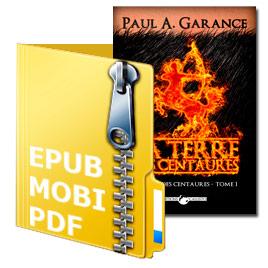Ebook «La Terre des centaures» (Tome 1)